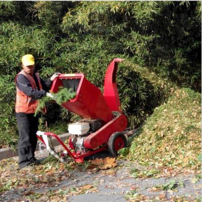 高配置粉碎机 大功率树枝粉碎机 碎枝机价格