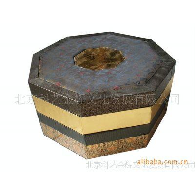 高档酒店月饼盒定制 月饼盒定制8粒装 月饼礼盒 旋转包装盒