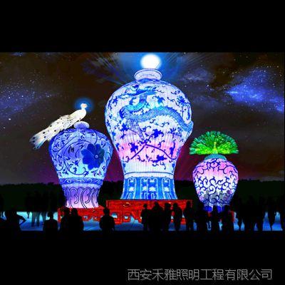 陇南春节亮化照明设计、LED配套产品供应批发