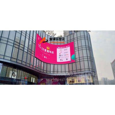 辽宁鞍山户外P10大型彩色LED电子显示屏的专业生产厂家