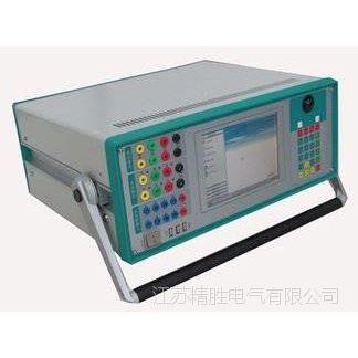 继保-1000b型六相微机继电保护测试系统