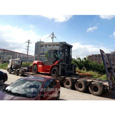 25吨内燃叉车25吨重型叉车XHJX带串杆专为码头钢卷作业设计