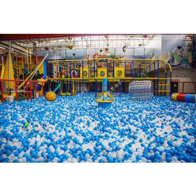 北京直销商场幼儿园百万海洋球充气池,大型滑梯海洋球池爬行