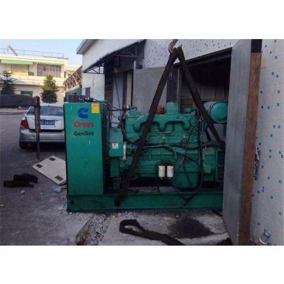 柴油发电机回收-江门发电机回收-上柴机电