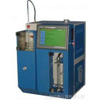 SYD-6536D石油产品自动蒸馏试验器