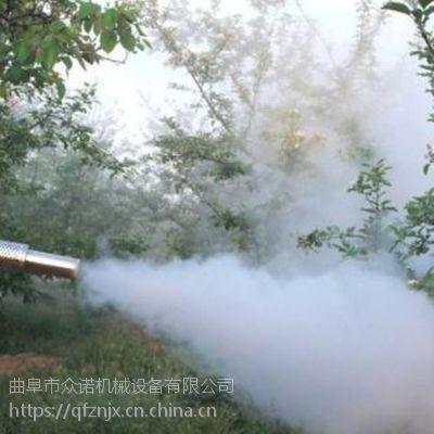 浦城县农业背负式弥雾机 云浮市脉动烟雾机 蔬菜大棚弥雾机