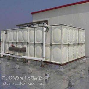 供青海格尔木玻璃钢水箱和海东水箱详情
