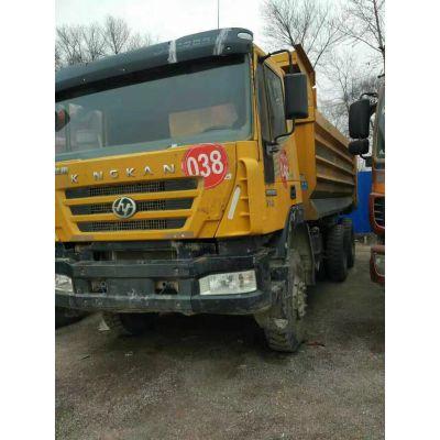 因环保风暴,现出售欧曼精品专用货车自卸车多台17吨