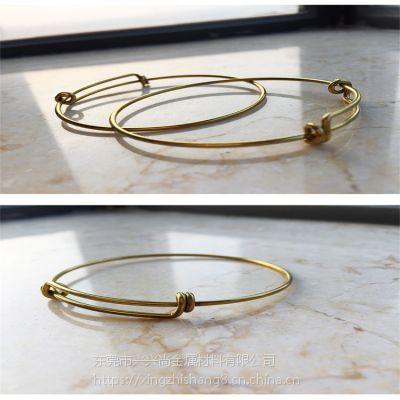 黄铜软线 h65材质软铜线手工DIY易加工黄铜线 专用纯铜丝 铜线材报价