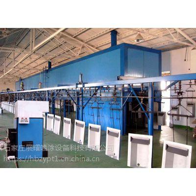 金刚网喷涂设备流水线生产厂家