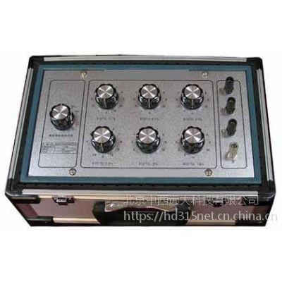 中西 接地电阻表检定装置 型号:NSL02-JD-1B库号:M347800