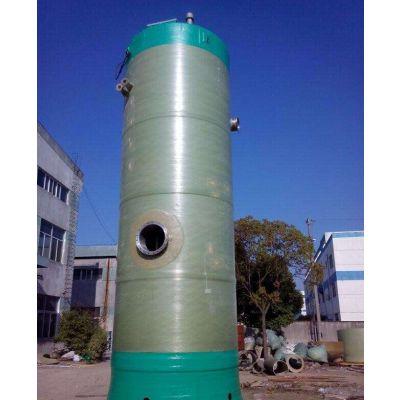 关于一体化预制泵站的参数与结构
