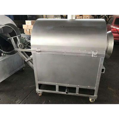 休闲食品加工设备 五谷杂粮大米炒货机