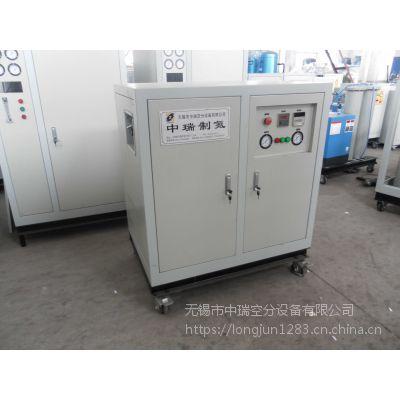 新疆阿勒泰净菜果蔬扒鸡特产气调保鲜包装氮气供应设备