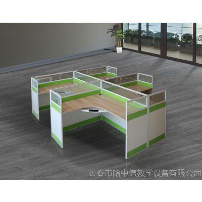 长春工位桌多款式工位办公桌厂家定制