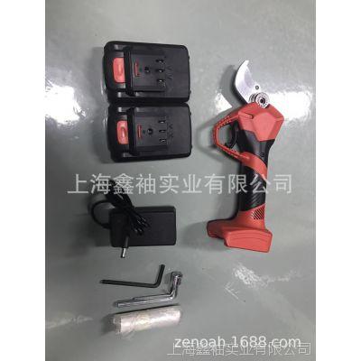 FESBOL飞斯博3公分电动剪刀FB-G02-K 锂电池便携式电池剪刀一体机