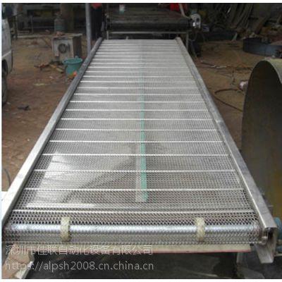304不锈钢网带输送机,食品网带输送线