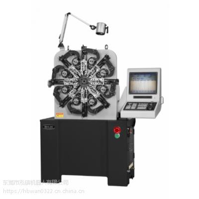 泓镔代理台湾品牌博皓BH-723电脑弹簧机