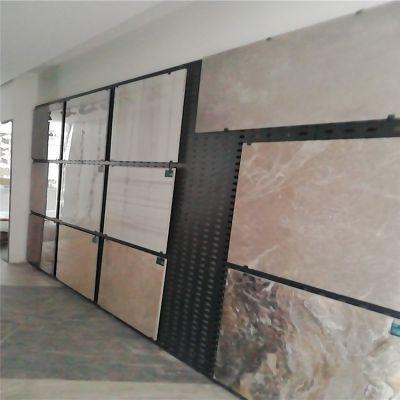 瓷砖展示柜厂家,地砖冲孔钢板批发,遵义瓷砖打孔板供应