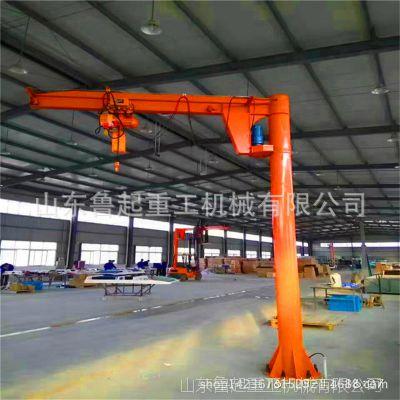 直销高质量1T悬臂吊 质量可靠定柱式悬臂起重机 售后有保障