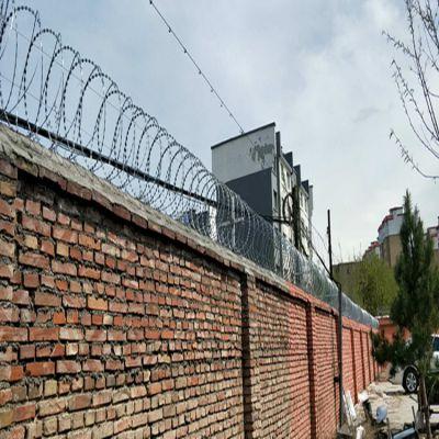 新疆乌鲁木齐刀片刺绳厂家现货施工安装一条龙