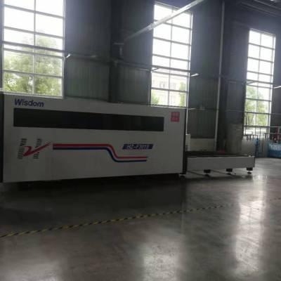 汉智数控光纤激光切割机HZ-F3015/助力安徽钣金池州联科电子制造