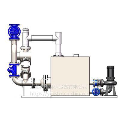 地下厕所污水提升设备TJP-20-15-1.5/2TJP污水提升装置