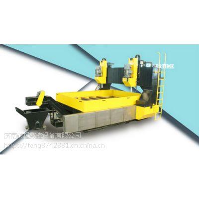 数控龙门钻生产厂家 2.5米龙门钻床管板 平板钻孔打样 龙门移动式数控钻床钻孔直径90mm