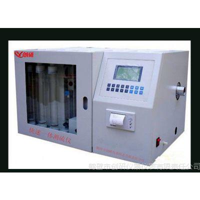 供应创研CYHW测硫仪,大屏汉显智能测硫仪