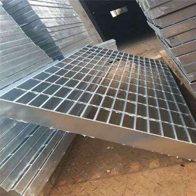 钢格板规范 热镀锌钢格板厂 铁路水沟盖板
