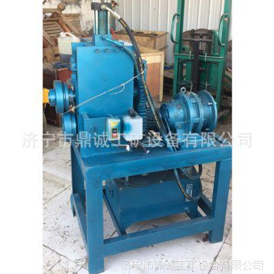 河南濮阳供应自动液压油桶切割机 铁桶桶身剖身机 桶底桶盖去除机