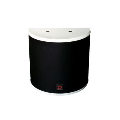 音响设备 珑鹂声 厂家直供 半圆型环绕音箱(带底座和吊片)RS-401