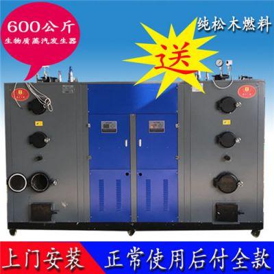 立式高压300公斤生物质磁蒸汽发生器 厂家直销 质量保障
