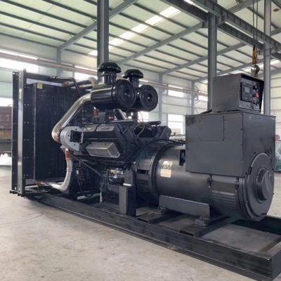 700KW上柴正新发电机组报价 12V138CZLD-1 杭州发电机