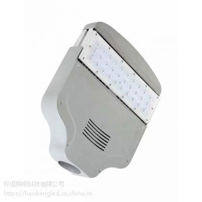 LED市电30W新农村建设小区公园街道公路模组富贵鱼路灯 高亮LED路灯头