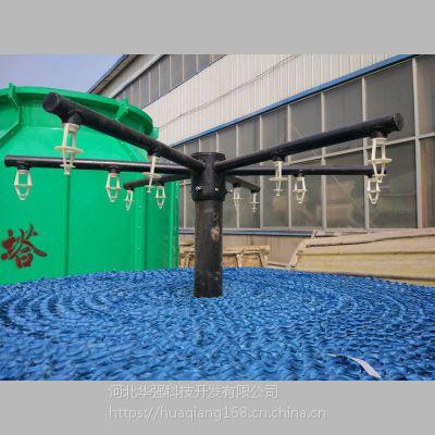 圆塔布水管上面的喷头哪里有卖的 塑料的有三个盘 河北华强