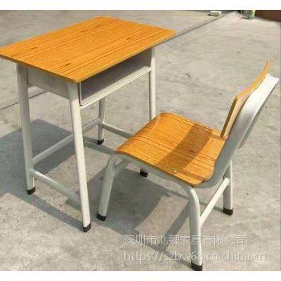 深圳校用课桌椅价格,小学生课桌椅批发,中学生课桌椅