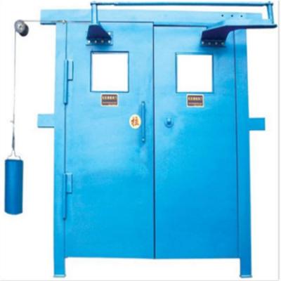 热卖煤矿用平衡门价格优惠矿用无压风门