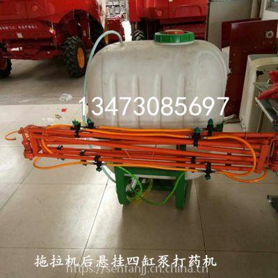 河北拖拉机背负式打药机 小麦喷杆打药机价格 质量保证