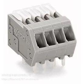 WAGO 德国原装万可PCB接线端子及连接器 218-116/000-01
