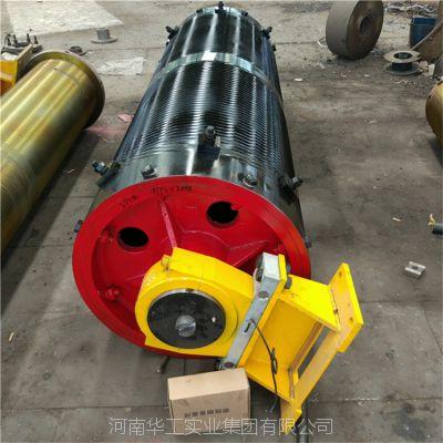 直径650×2000螺旋槽面行车卷筒组 起重机钢丝绳卷筒组 厂家直销
