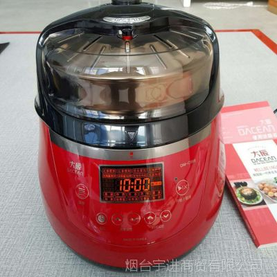 韩国原装大辰养生锅多功能万能烹饪压力重汤机压力锅蒸炖锅慢炖锅
