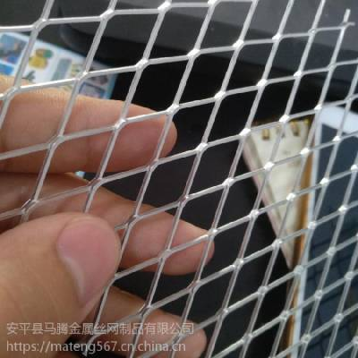 304不锈钢钢板网 304材质不锈钢板拉伸网 菱型 滤芯用