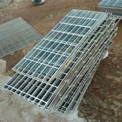 水厂平台钢格栅板 钢格板厂商 钢格板承载力