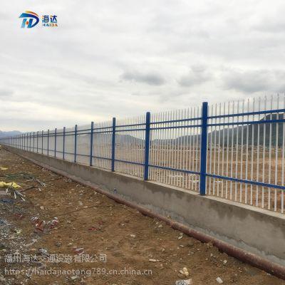 生产直销小区围栏 栅栏 厂区围栏护栏包安装