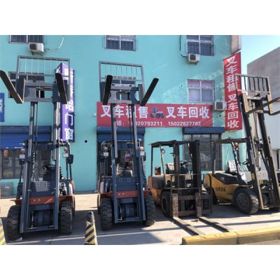 天津叉车-权舟机械设备贸易中心-天津叉车厂