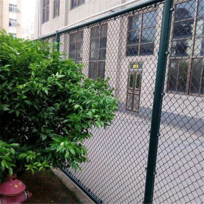 别墅安全防护网 社区框架护栏 庭院专用围网