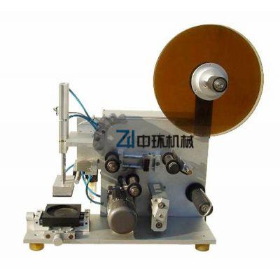 ZHXT-0110半自动平面贴标机