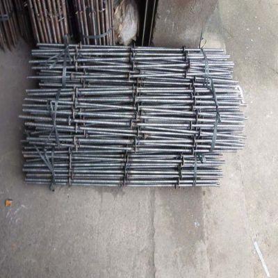 专业生产高强止水螺杆 双头细丝止水螺杆穿墙对拉丝螺杆