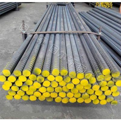 预应力混凝土用螺纹钢筋 Φ20 Φ25 Φ32精轧螺纹钢 钢垫板 连接器厂家